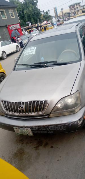 Lexus RX 1999 300 Gray | Cars for sale in Lagos State, Shomolu
