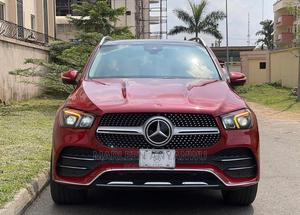 Mercedes-Benz GLE-Class 2020 Red   Cars for sale in Abuja (FCT) State, Gwarinpa
