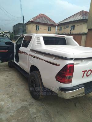 Toyota Hilux 2019 White | Cars for sale in Rivers State, Port-Harcourt