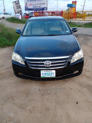 Toyota Avalon 2006 Limited Black | Cars for sale in Rivers State, Port-Harcourt