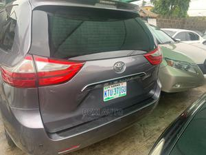 Toyota Sienna 2015 Gray | Cars for sale in Lagos State, Ogba