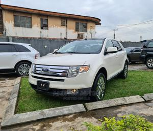 Ford Edge 2008 White | Cars for sale in Lagos State, Ikeja
