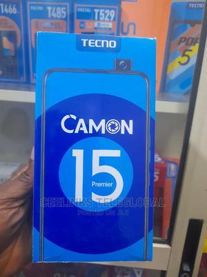 New Tecno Camon 15 Premier 128 GB Gray | Mobile Phones for sale in Lagos State, Ikeja