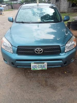 Toyota RAV4 2007 Blue   Cars for sale in Rivers State, Port-Harcourt