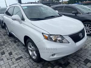 Lexus RX 2012 White | Cars for sale in Lagos State, Lekki