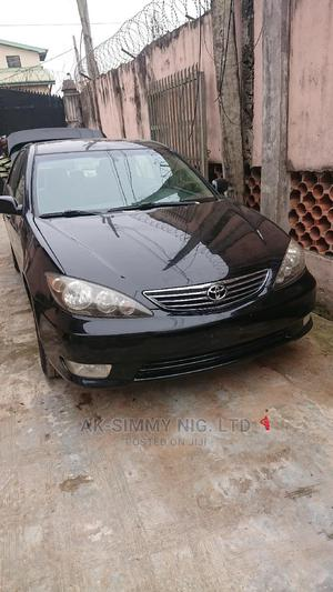 Toyota Camry 2006 Black | Cars for sale in Lagos State, Oshodi