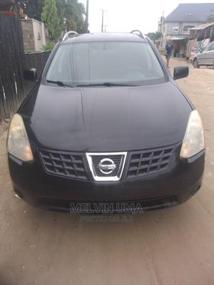 Nissan Rogue 2008 SL 4WD Black   Cars for sale in Lagos State, Ajah