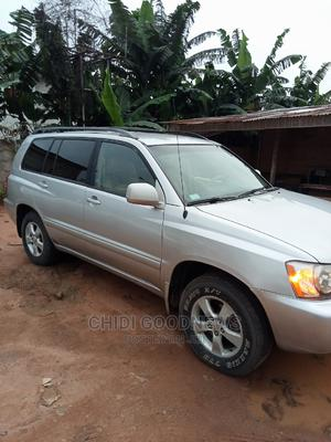 Toyota Highlander 2004 Limited V6 FWD Silver   Cars for sale in Imo State, Owerri