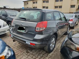 Toyota Matrix 2004 Gray | Cars for sale in Lagos State, Ikeja