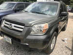 Honda Pilot 2006 Gray | Cars for sale in Abuja (FCT) State, Jahi
