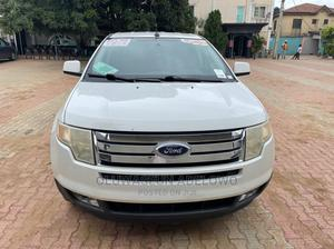 Ford Edge 2009 White | Cars for sale in Lagos State, Abule Egba