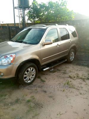 Honda CR-V 2006 EX Automatic Gold | Cars for sale in Edo State, Benin City