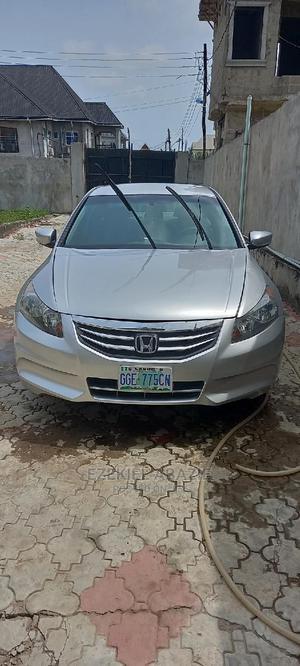 Honda Accord 2012 Sedan EX Silver | Cars for sale in Lagos State, Amuwo-Odofin