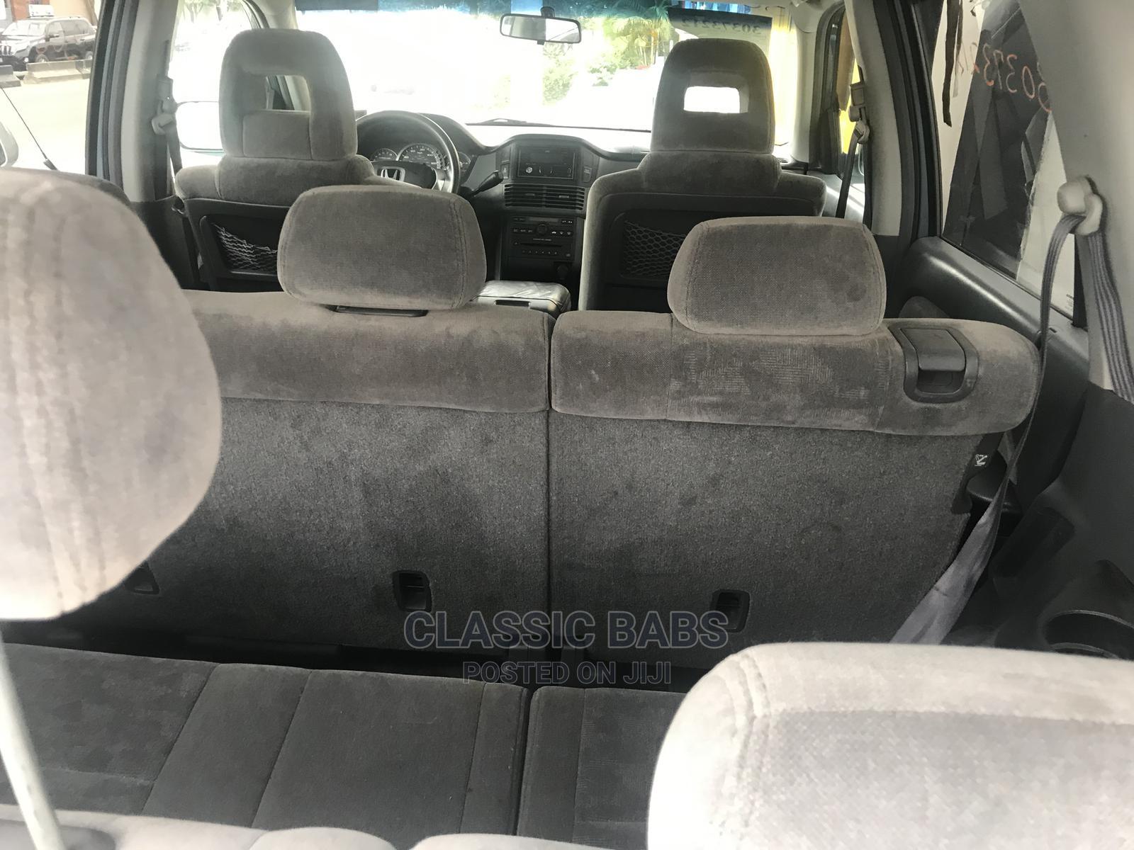 Honda Pilot 2005 EX-L 4x4 (3.5L 6cyl 5A) Blue | Cars for sale in Ikeja, Lagos State, Nigeria