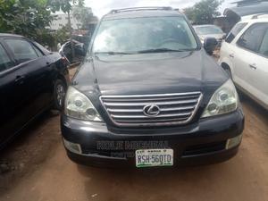 Lexus GX 2003 470 Black | Cars for sale in Lagos State, Ikeja