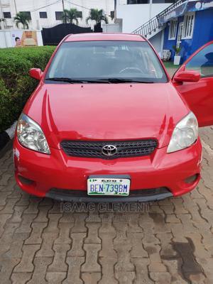 Toyota Matrix 2003 Red | Cars for sale in Edo State, Benin City