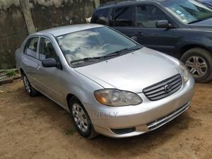 Toyota Corolla 2004 Silver   Cars for sale in Lagos State, Alimosho