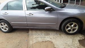 Honda Accord 2005 Silver | Cars for sale in Lagos State, Ipaja