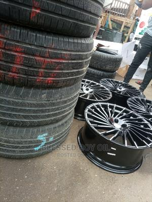Size 20 Rim for Mercedes Benz AMG Available   Vehicle Parts & Accessories for sale in Lagos State, Mushin