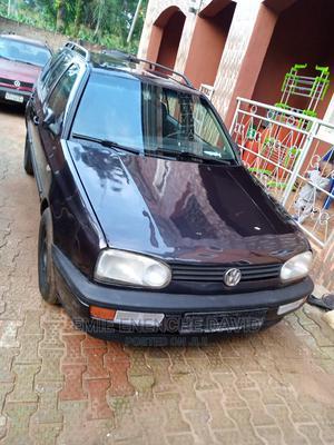 Volkswagen Golf 2000 1.4 Blue | Cars for sale in Enugu State, Udenu