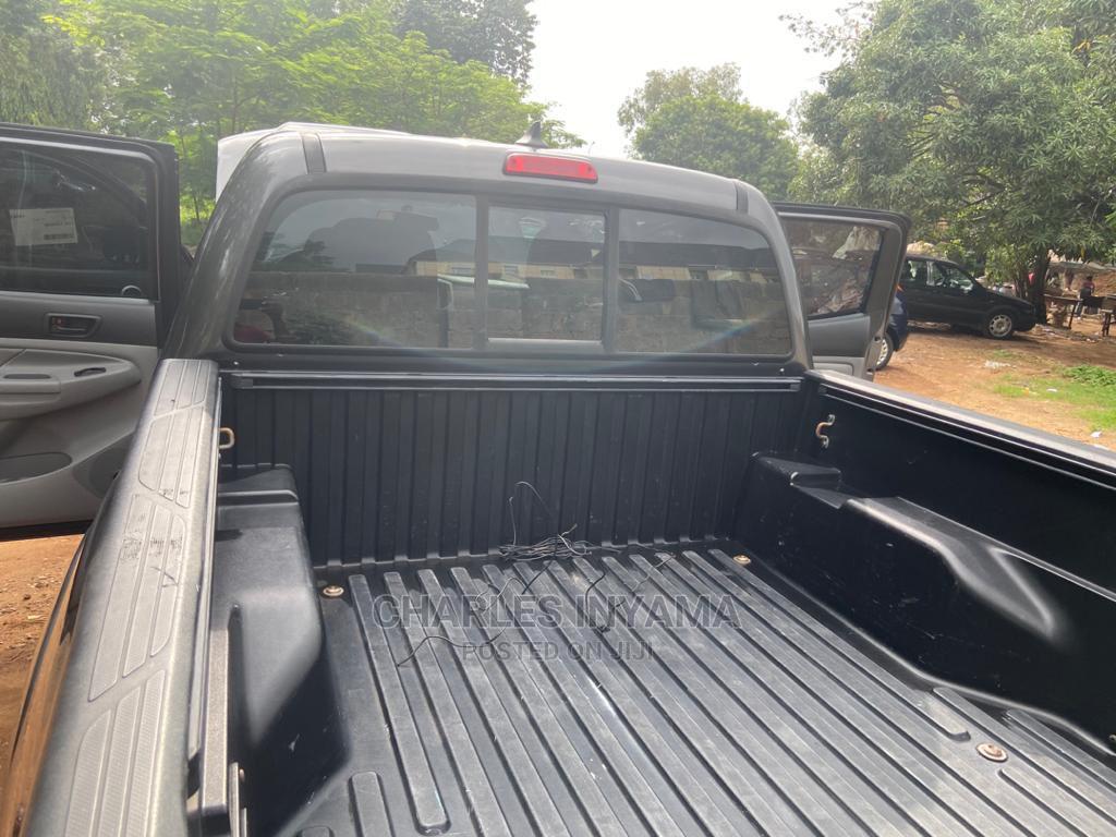 Toyota Tacoma 2015 Gray   Cars for sale in Garki 2, Abuja (FCT) State, Nigeria