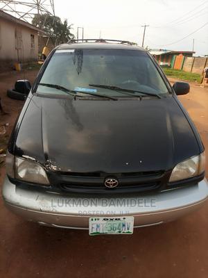 Toyota Sienna 1999 XLE Black   Cars for sale in Lagos State, Ojodu