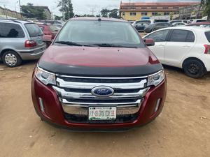 Ford Edge 2014 Red | Cars for sale in Lagos State, Ikotun/Igando