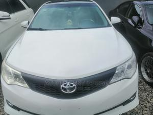 Toyota Camry 2012 White | Cars for sale in Lagos State, Ikeja