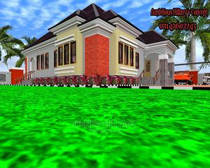 4bedroom Bungalow of Architectural Drawing. All Ensuite | Building & Trades Services for sale in Delta State, Oshimili South
