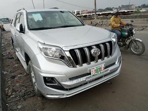 Toyota Land Cruiser Prado 2016 Silver   Cars for sale in Lagos State, Apapa