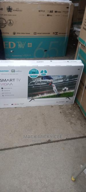 "Hisense 40"" Smart LED TV | TV & DVD Equipment for sale in Abuja (FCT) State, Wuse"