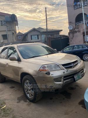 Acura MDX 2004 Gold | Cars for sale in Lagos State, Mushin