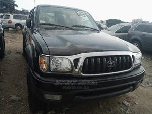 Toyota Tacoma 2004 Double Cab V6 4WD Black | Cars for sale in Lagos State, Apapa