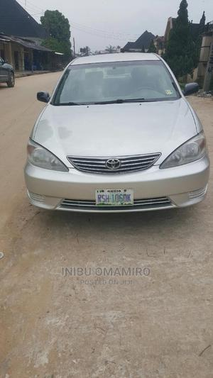 Toyota Camry 2004 Silver | Cars for sale in Delta State, Sapele