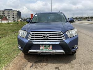 Toyota Highlander 2008 Limited Blue | Cars for sale in Abuja (FCT) State, Gwarinpa