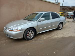Honda Accord 2002 2.0 SE Silver   Cars for sale in Lagos State, Ogba