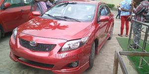 Toyota Corolla 2009 Red | Cars for sale in Lagos State, Ogba