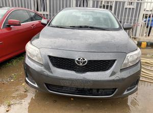 Toyota Corolla 2010 Gray | Cars for sale in Abuja (FCT) State, Katampe