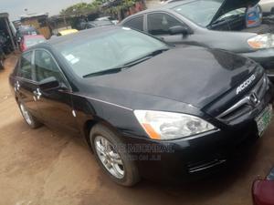 Honda Accord 2005 Black | Cars for sale in Lagos State, Ikeja