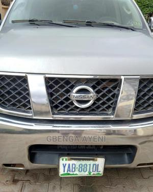 Nissan Armada 2006 4x4 LE Silver | Cars for sale in Abuja (FCT) State, Galadimawa