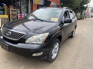 Lexus RX 2007 350 Black | Cars for sale in Lagos State, Ikeja