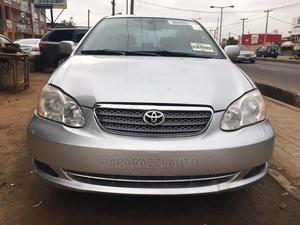Toyota Corolla 2008 1.8 LE Silver | Cars for sale in Lagos State, Alimosho