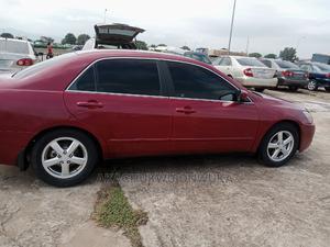 Honda Accord 2005 Red | Cars for sale in Abuja (FCT) State, Gwagwalada