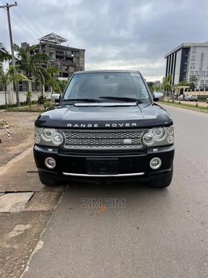 Land Rover Range Rover Vogue 2006 Black | Cars for sale in Abuja (FCT) State, Central Business District