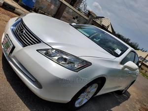 Lexus ES 2008 350 White | Cars for sale in Abuja (FCT) State, Apo District