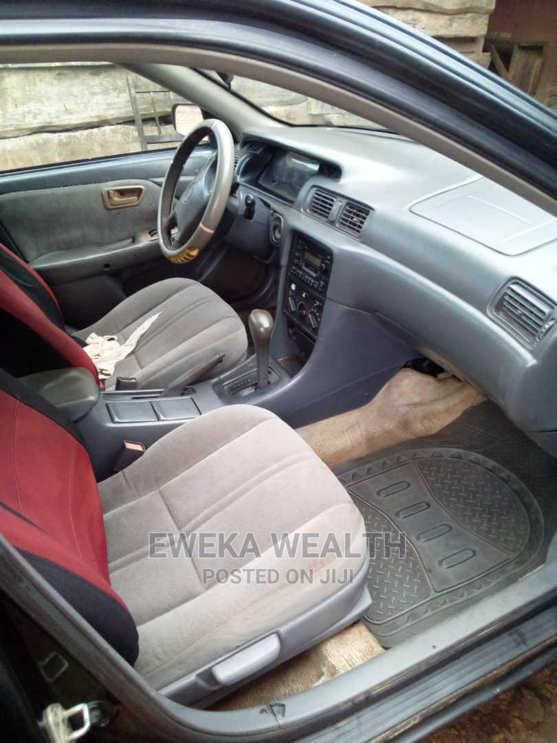 Archive: Toyota Camry 2003 Black