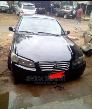 Toyota Camry 2003 Black | Cars for sale in Edo State, Benin City