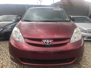 Toyota Sienna 2008 CE AWD Red   Cars for sale in Lagos State, Ikeja