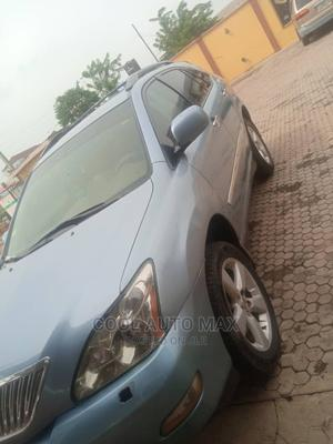 Lexus RX 2004 Blue   Cars for sale in Lagos State, Egbe Idimu