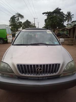 Lexus RX 2000 300 4WD Silver | Cars for sale in Enugu State, Enugu